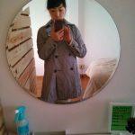 デトックスサロンflowing 京都のかっさで小顔になりたい-今日のファッションチェック☆