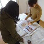 デトックスサロンフローイング 京都北野40代女性へ骨格矯正&リンパマッサージで流れる体へ-打ち合わせ